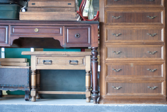 India Street Antiques on furniture storage
