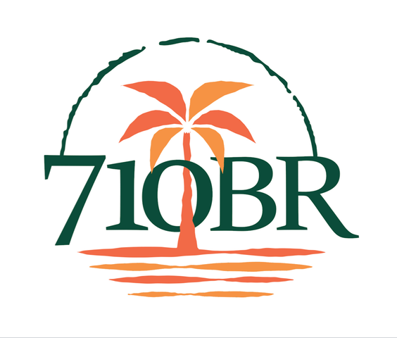Logo for 710 Beach Rentals in San Diego. Click on this link to read the 710 Beach Rentals recommendation for shopping with India Street Antiques and to book your San Diego vacation rental!<br><br>